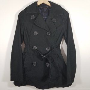Tommy Hilfiger Belted Trench Jacket Size M